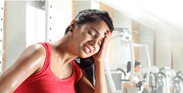 triệu chứng nhiễm vi khuẩn hp ngời mệt mỏi